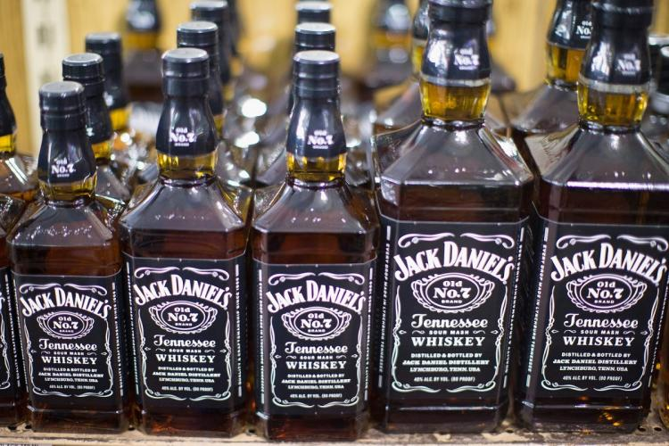 Jack Daniels Whiskey empire build on knowledge from slaves